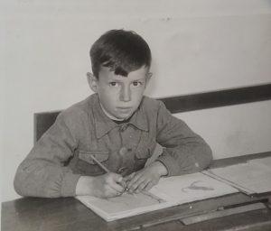 Jean-Louis à 9 ans